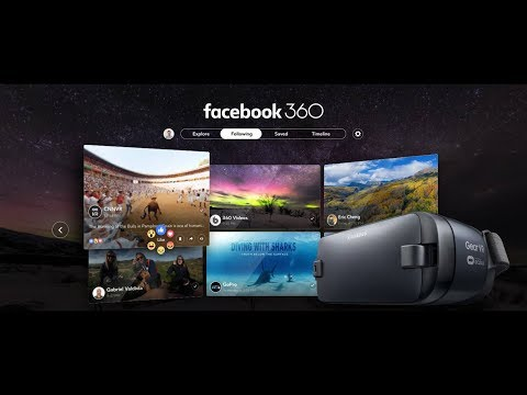 Facebook: Bringing 360 to the World | Jen Dolson | Vienna 20