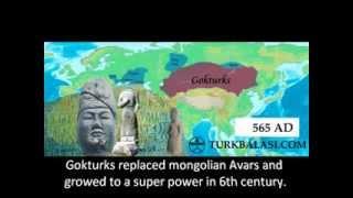 Turks in World History