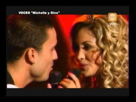 Esto es Guerra: Videoclip de Michelle Soifer y Gino Asseretto (con beso incluido) - 19/03/2013