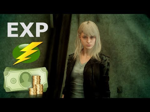 Final Fantasy XV Multiplayer Comrades fastest EXP Gil and Power Supply