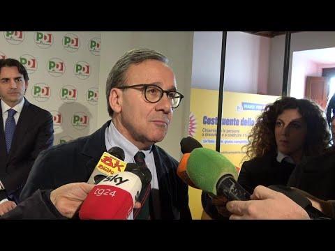 """Giustizia, La Proposta Del Pd: """"Sospendere La Prescrizione Per Tre Anni E Tre Mesi"""""""