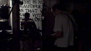Man Without Plan - Theam (Inst) - Live In Bushwick, Brooklyn 6/7/09