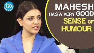 Mahesh Babu Has A Very Good Sense Of Humour - K...