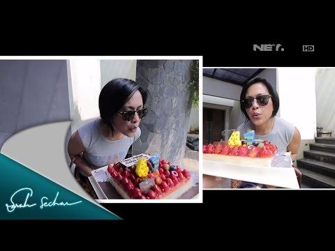 Happy Birthday Teteh Sarah Sechan