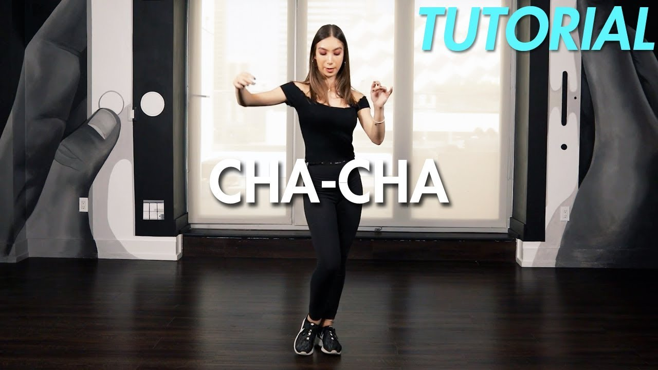 How to Cha-Cha: In Place Basics (Ballroom Dance Moves Tutorial)   MihranTV
