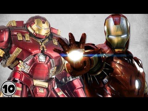 Top 10 Iron Man Gadgets