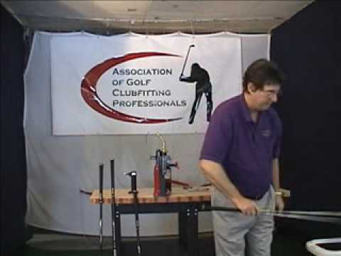 How To Extract Graphite Or Steel Golf Shafts