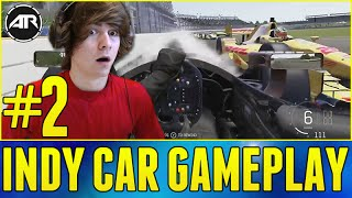 Forza 6 Demo Gameplay : INDY CARS GAMEPLAY & CRASHES!!! (Part 2)