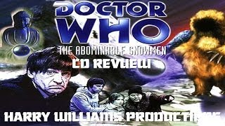 Doctor Who: The Abominable Snowmen -Review