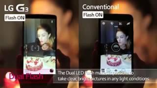 LG G3  Kamera Özellikleri