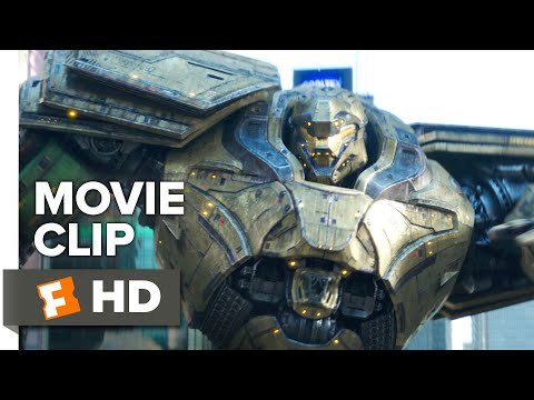 Pacific Rim: Uprising Movie Clip - Tokyo (2018) | Movieclips Coming Soon