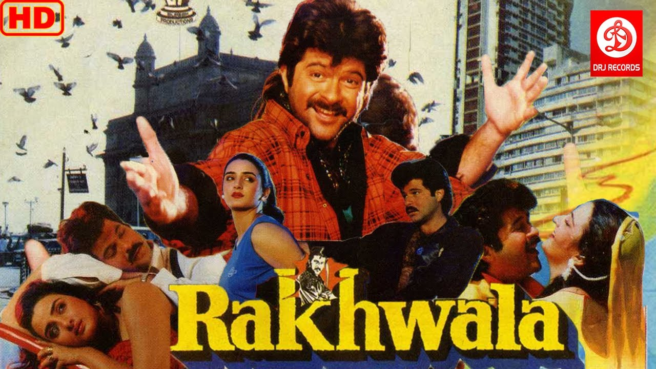 Rakhwala Full Hindi Movie   Anil Kapoor Movie   Farha   Tanuja   Superhit Hindi Action Movies