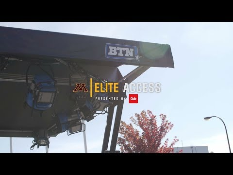 Elite Access: Minnesota Preps for BTN Tailgate!