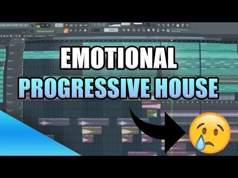 How To Make EMOTIONAL Progressive House || FL Studio Tutorial