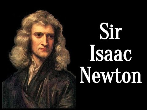 a biography of sir isaac newton one of the most important scientists of all time Sir isaac newton and the scientific revolution by antonio rebello isaac newton - bbc biography this source is bbc's brief account of sir isaac newton's main life events and his most important achievements.