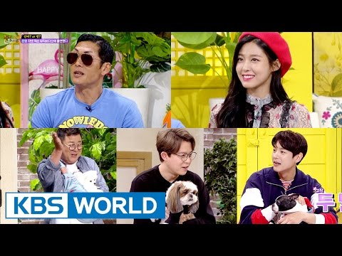 Happy Together – Celebrities and Their Pets Special [ENG/201