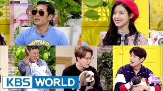 Happy Together – Celebrities and Their Pets Special [ENG/2017.04.27]