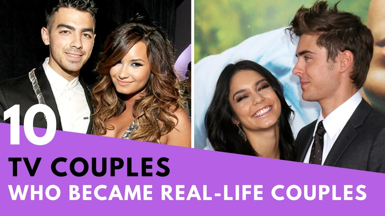 tv couples dating in real life