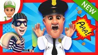 Мультфильм, Винтик и Эмми расследуют пропажу шефа полиции. мультики про машинки - Новые серии