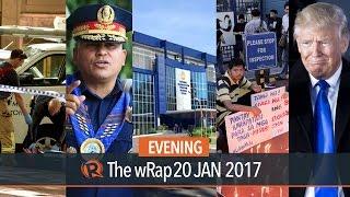 Dela Rosa, GMA 7, Trump   Evening wRap