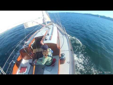 South Puget Sound Summer Sailing