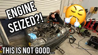 homepage tile video photo for BIG PROBLEMS WITH THE HOOPTY CIVIC!!