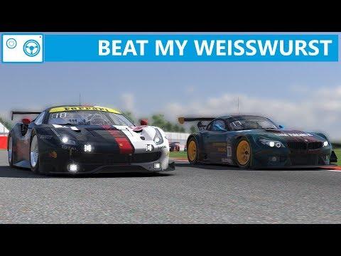 iRacing: BMW Z4 GT3 at Silverstone - Beat My Weißwurst