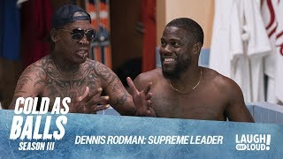 How Dennis Rodman Became Friends With Kim Jong Un | Cold as Balls: Cold Cuts