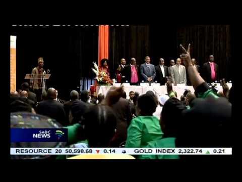 Mathole Motshekga says President Zuma should be given a second term
