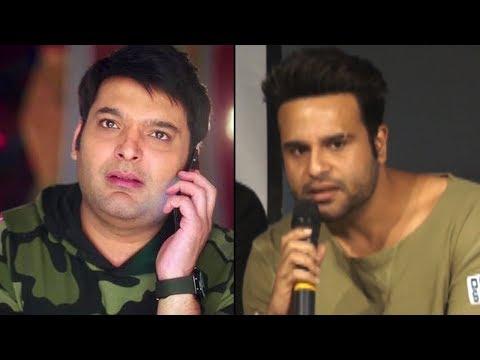 Krushna Abhishek FINALLY Talks On RIVAL Kapil Sharma's Controversy