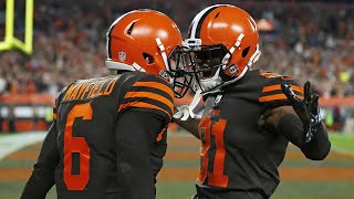 Browns Win First Game in 2 Years | Final Play & Victory Fridge Opening