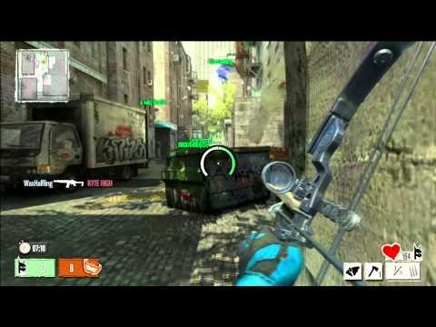 Gotham City Impostors Gameplay: Team Deathmatch