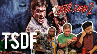 Evil Dead II (1987) Bruce Campbell | The Saturday Doobie Feature Episode 223 | Halloween Redux thumbnail