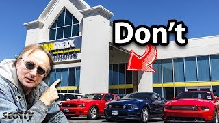 Why Not to Buy a Certified Pre-Owned Car