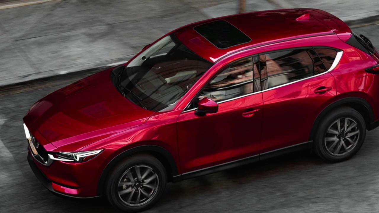 2017 Mazda CX5 in Houston vs 2018 Toyota CHR  YouTube