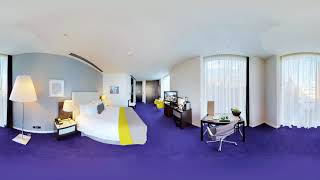 Stay at The Marker Hotel: 360° view of our Corner Suite