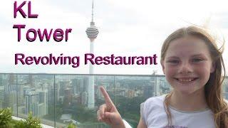 Video KL Tower / Revolving Restaurant, KUALA LUMPUR - Malaysia download MP3, 3GP, MP4, WEBM, AVI, FLV Mei 2018