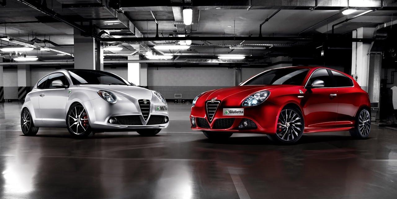 Alfa Romeo Giulietta y Mito Backstage - YouTube