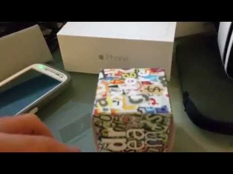 Carl Zeiss VR ONE  Apple iPhone 6 AR Cube test 1