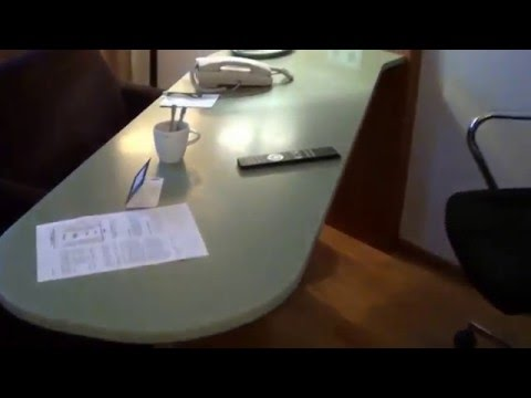 Holiday Inn Helsinki - Vantaa Airport, Finland - Review of an Executive Room 408