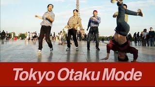 Love Live! OP Dance in Front of the Eiffel Tower - Real Akiba Boyz!