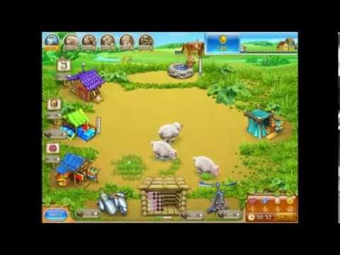 Веселая Ферма 4 видео