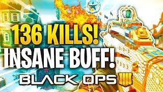 The NEW SWORDFISH BUFF GONE INSANE... Best Class Setup After 1.06 Update Black Ops 4 (BO4 Best Gun)