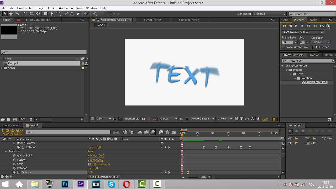 Top 15 Best Free After Effects Plugins for Video Editing