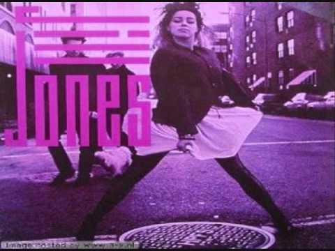 Jill Jones - Jill Jones LP 1987