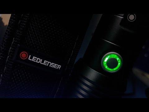 LedLenser MT 14. Обзор и тест. Новинка 2017 года