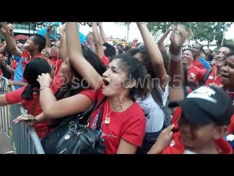 Panamá 1 - 2 Túnez ** Segundo Gol de Panamá en un mundial