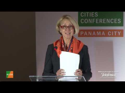 Panama's Role as a Bridge Nation – Panama 2016