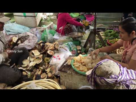 Country Food In My village, Cambodian Market Living Art, Food Compilations In My Village