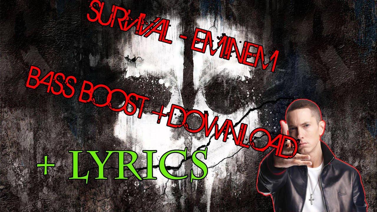 Eminem survival (audio) download mp3 link free 100% free youtube.